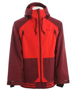 Oakley Originate Snowboard Jacket Red Line