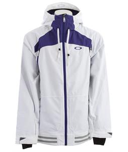 Oakley Originate Snowboard Jacket White