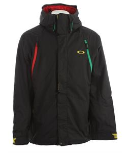 Oakley Originate Lite Snowboard Jacket Jet Black