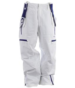 Oakley Originate Snowboard Pants White