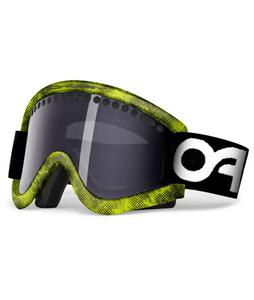 Oakley Pro Frame Snowboard Goggles Venom/Dark Grey Lens