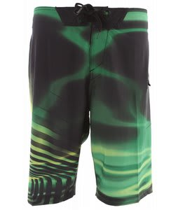 Oakley Radioactive Boardshorts Atomic Green