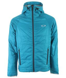 Oakley Rafter Hooded Jacket Enamel Blue