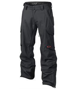 Oakley Rafter Snowboard Pants Jet Black