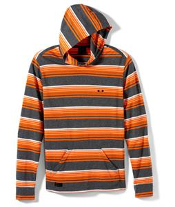 Oakley Ray-Finned Hoodie Red Orange
