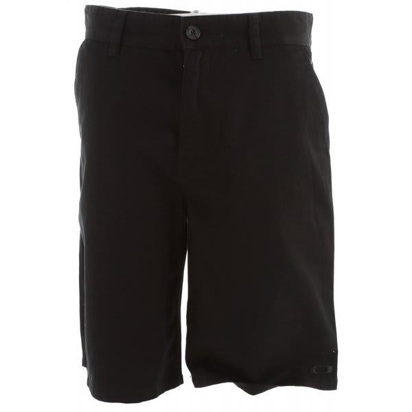 Oakley Represent Short Jet Black