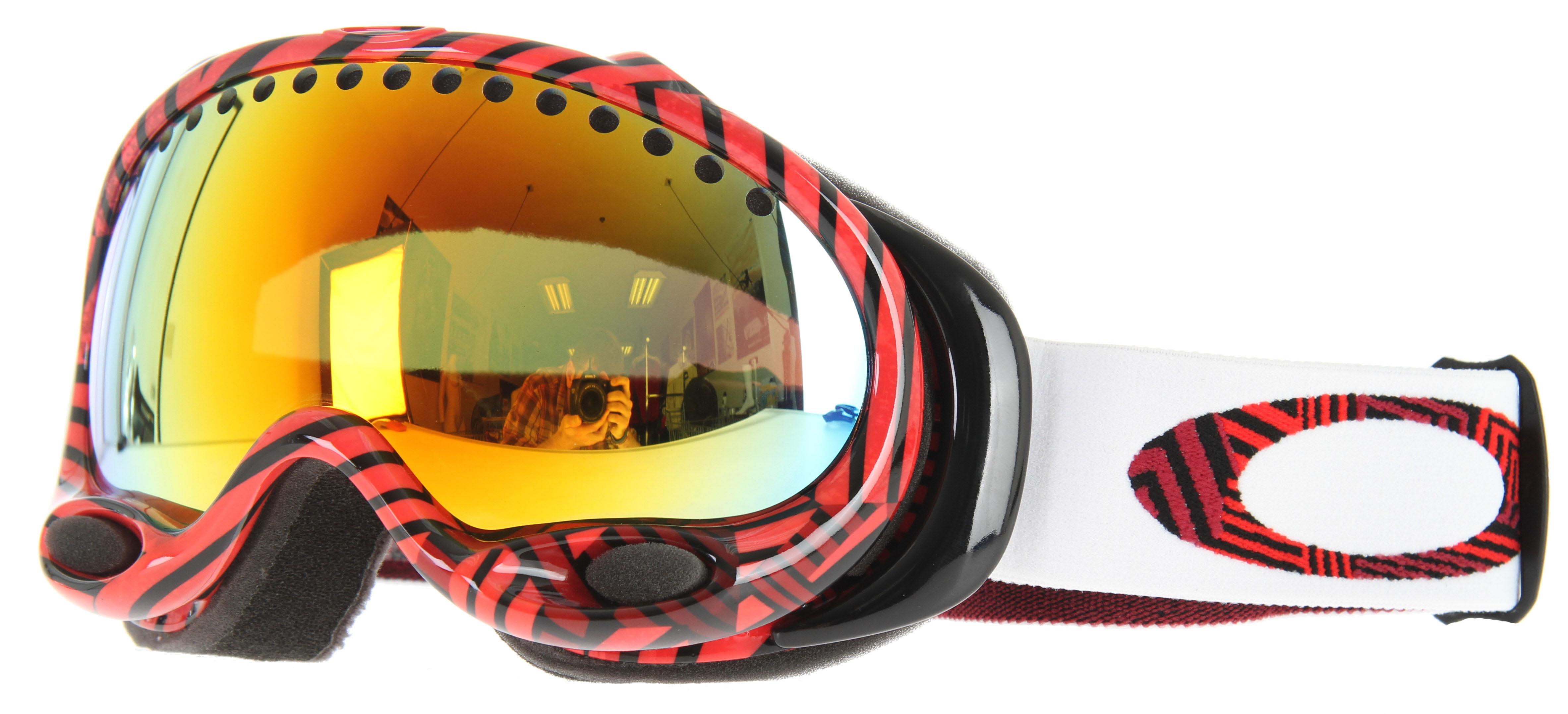 0a6458bcb1 Oakley Shaun White Signature Series Airbrake Snow Goggle « One More Soul