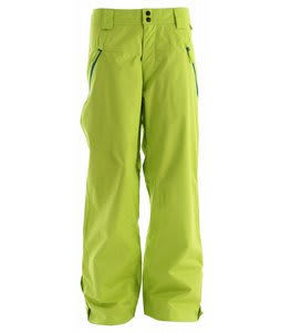 Oakley Shelf Life Snowboard Pants Lightning Green