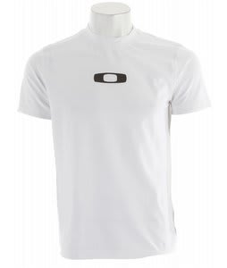 Oakley Square O Rashguard White