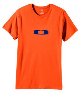 Oakley Square Me T-Shirt Red Orange