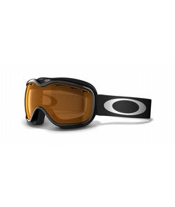 Oakley Stockholm Goggles Jet Black/Persimmon Lens