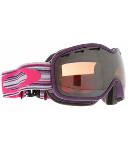 Oakley Stockholm Snowboard Goggles Vivid Purple/Vr28 Lens
