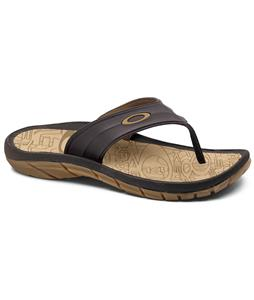 Oakley Supercoil Sandals Brown