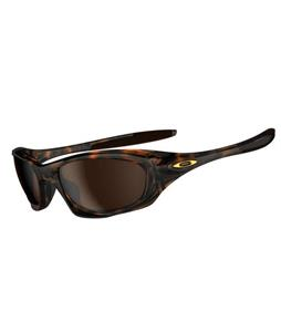 Oakley Twenty Sunglasses Tortoise/ Dark Bronze Lens
