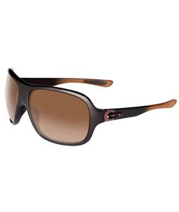 Oakley Underspin Sunglasses Brown Sugar Fade/Dark Brown Gradient Lens