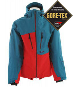 Oakley Unification Pro Snowboard Jacket Red Line