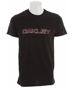 Oakley Unleash The Beast T-Shirt Jet Black