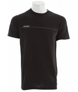 Oakley Unreal T-Shirt Jet Black
