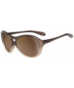 Oakley Vacancy Sunglasses Iced Latte/VR50 Brown Gradient Lens