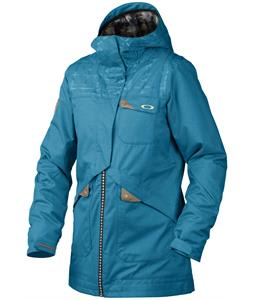 Oakley Village Snowboard Jacket Legion Blue
