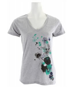 Oakley Watercolor T-Shirt Heather Grey