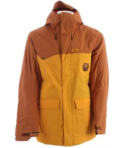 Oakley Westend Snowboard Jacket Golden Poppy