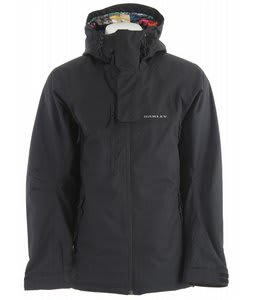 Oakley White Smoke Snowboard Jacket