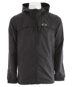 Oakley Windbreaker Jacket Black