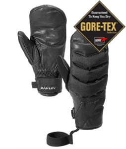 Oakley 72 Gore-Tex Mittens Black