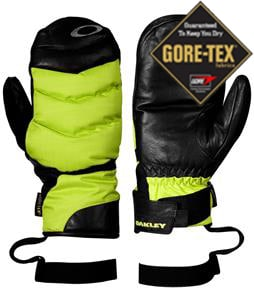 Oakley 72 Gore-Tex Mittens Lightning Green