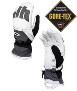 Oakley All Time Gore-Tex Gloves Crystal Gray