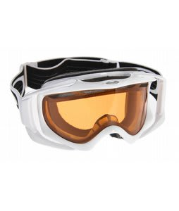 Oakley Ambush Goggles Polished White/Persimmon