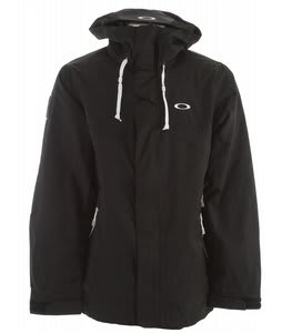 Oakley Ascertain Snowboard Jacket Jet Black