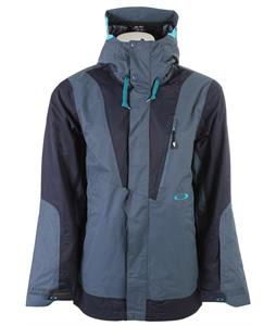 Oakley Banfield Ski Jacket Navy Blue
