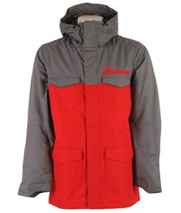 Oakley Battalion Insulated Snowboard Jacket Grigio Scuro