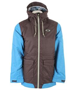 Oakley Belmont Insulated Snowboard Jacket Dark Sienna