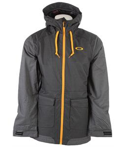Oakley Belmont Insulated Snowboard Jacket Jet Black