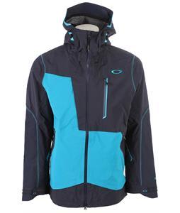 Oakley Beltline Pro Ski Jacket Navy Blue