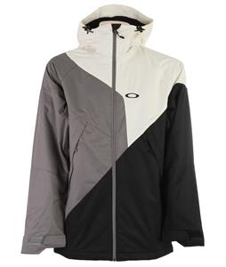 Oakley Brigade Insulated Snowboard Jacket Arctic White