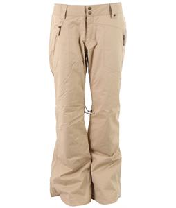 Oakley Brookside Insulated Snowboard Pants Almond