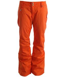 Oakley Brookside Insulated Snowboard Pants Flame