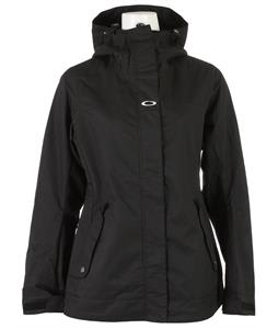 Oakley Brookside Snowboard Jacket Jet Black