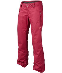Oakley Brookside Snowboard Pants Mulberry