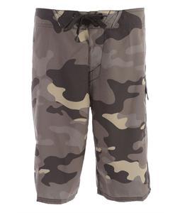 Oakley Camouflage Boardshorts