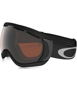 Oakley Canopy Goggles Matte Black/Black Iridium Lens