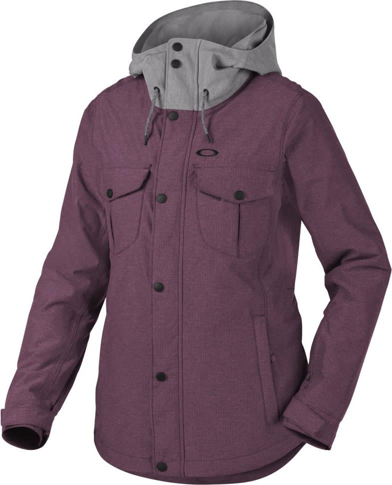 On Sale Oakley Charlie Biozone Snowboard Jacket Womens 2017