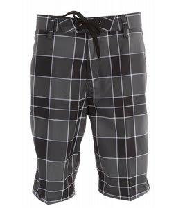 Oakley Concealment Short Black Plaid
