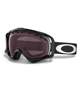 Oakley Crowbar Goggles Jet Black/Rose Lens