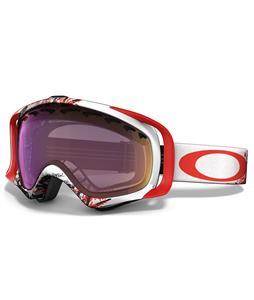 Oakley Crowbar Goggles Seth Morris Rist Taker/G30 Lens