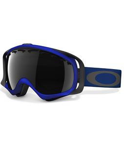Oakley Crowbar Goggles Skydiver Blue/Dark Grey Lens